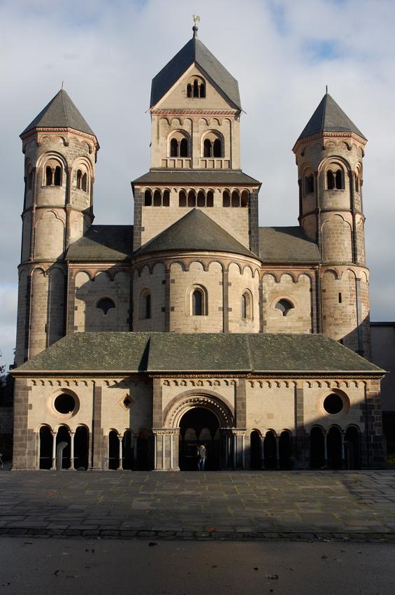 Maria Laach, Abteikirche